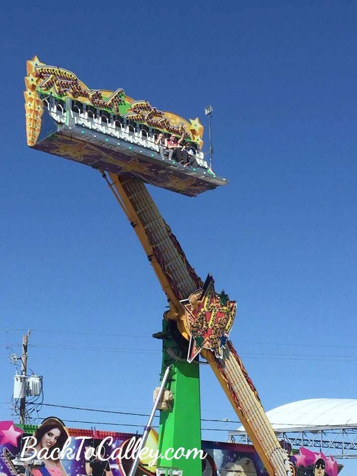 Fair Rides State Fair Florida