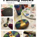 Step By Step Guide to Painting Rocks