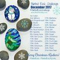 December Painted Rock Challenge