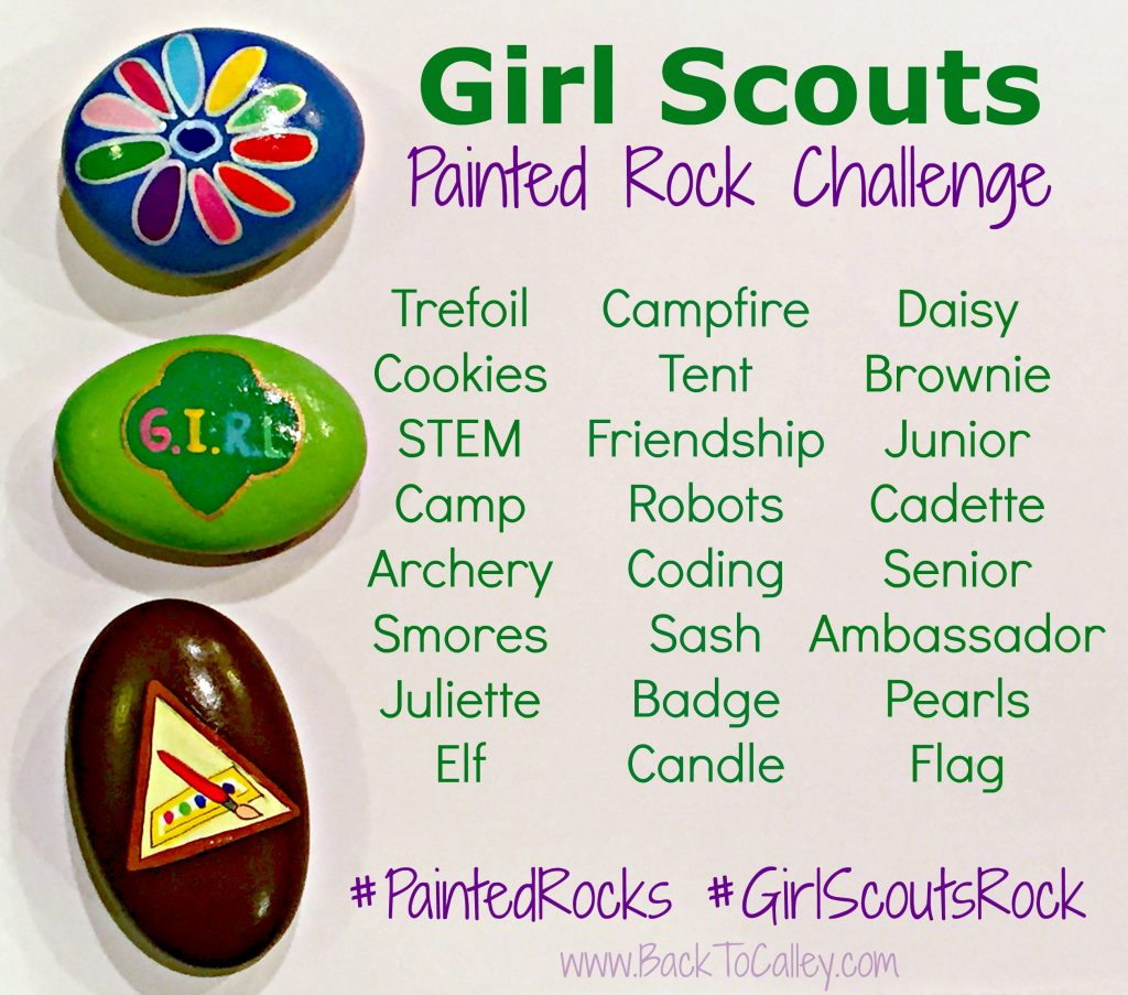 Scouting themed fun badges