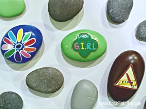 Girl Scouts Rock – A Painted Rock Challenge