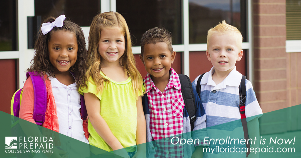 My Florida Prepaid Open Enrollment Going On Now