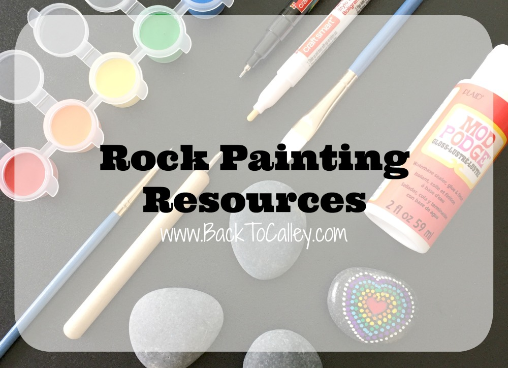 Rock Painting Resources