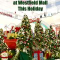 Westfield Mall Holiday Shopping
