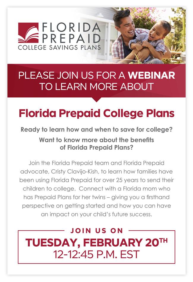 Florida Prepaid Webinar
