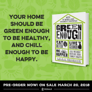 Are you Green Enough? {Book Review & Tips}
