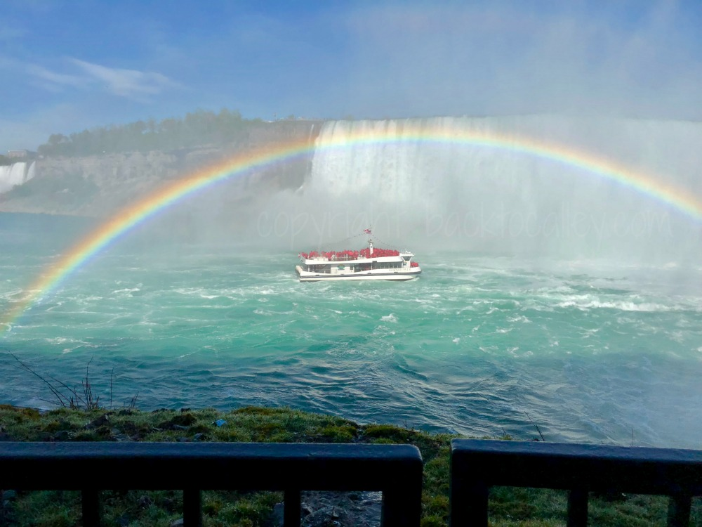 Niagara Falls Copyrighted by BackToCalley