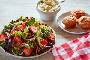 Sweet Tomatoes' Picnic Delights for July