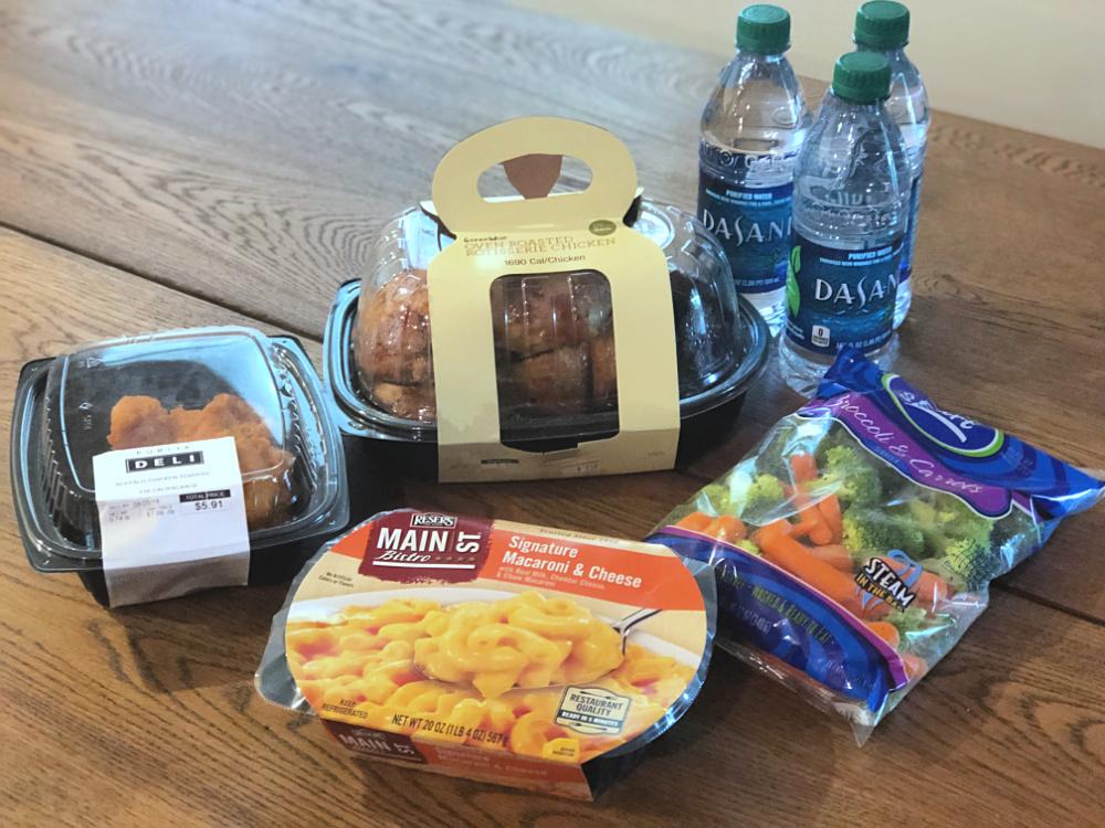 Coca Cola Makes Back to School Meals Easy