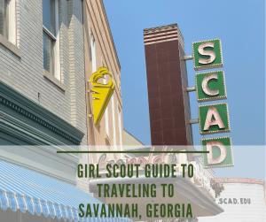 Girl Scouts Traveling to Savannah, GA