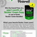Let's Rock Pinterest Contest