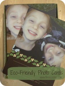 Eco-Friendly Photo Cards