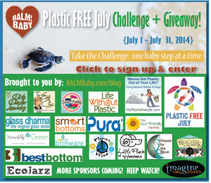 Balm Baby Plastic Free Challenge and Giveaway