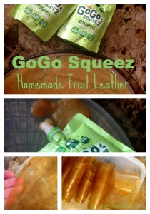 Homemade Fruit Leather @TheEcochic