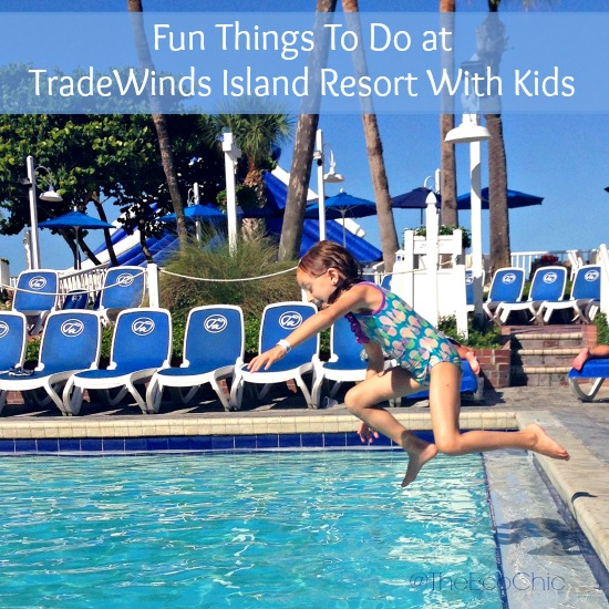 Fun Things To Do At TradeWinds Island Resort With Kids