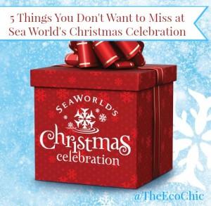 Sea World Christmas Celebration