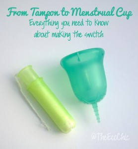 From Tampon to Menstrual Cup