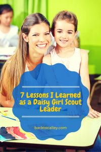 Lessons I Learned as a Girl Scout Troop Leader