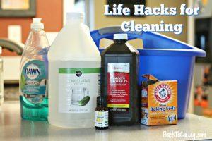 LifeHacksForCleaning